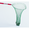 "Soft Nylon Shrimp-smelt or minnow Handle Type: Wood Handle Length: 42"" Frame Dia. 15"" Net Depth: 24"""