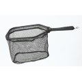 "Catch and Release Wading Net Bow Size: 9"" x 14"" Handle Length: 7"" Total Length: 22"" Net Depth: 12"""