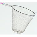 "Octagonal Telescoping  Handle Length: 37"" -  66"" Frame Diameter: 18"" Net Depth: 18"""