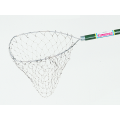 "Wire Crab Bow Size: 12"" x 14"" Handle Length: 42"" Net Depth: 16"""