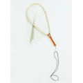 "Wood Frame Trout Net Bow Size: 8¼"" x 13¾"" Net Depth 20"" Total Length: 22"""