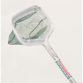 "Aluminum Bait Well Bow Size: 7"" x 8½"" Handle Length: 18"" Net Depth: 7"""
