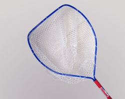 Red White and Blue Landing Net